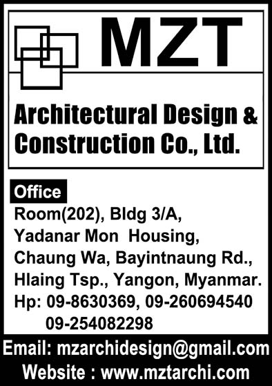 MZT Architectural Design and Construction Co., Ltd.