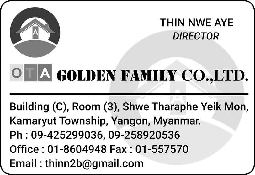 Golden Family Co., Ltd. (OTA)