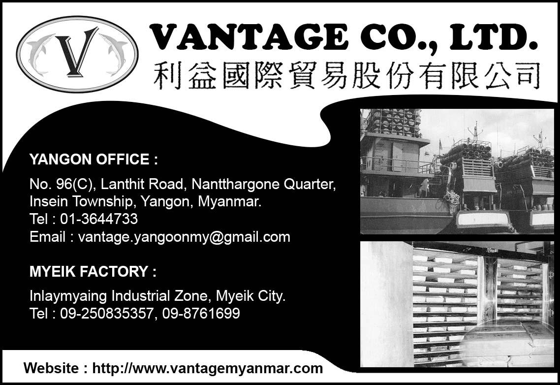 Vantage Co., Ltd.