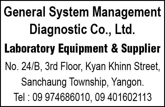 General System Management Diagnostic Co., Ltd.