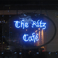 The Ritz Cafe'