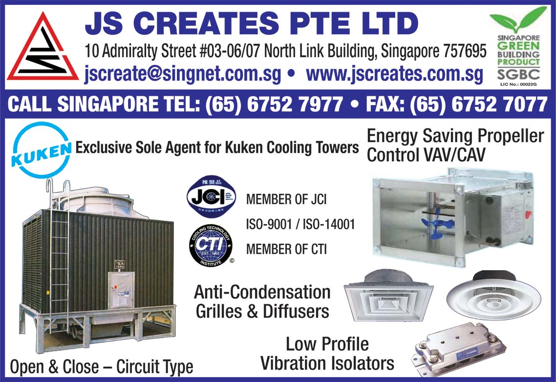 JS Creates Pte Ltd.