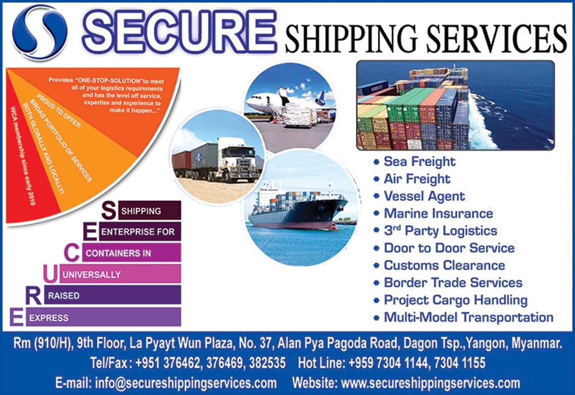 Secure Shipping Services