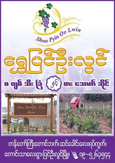 Shwe Pyin Oo Lwin