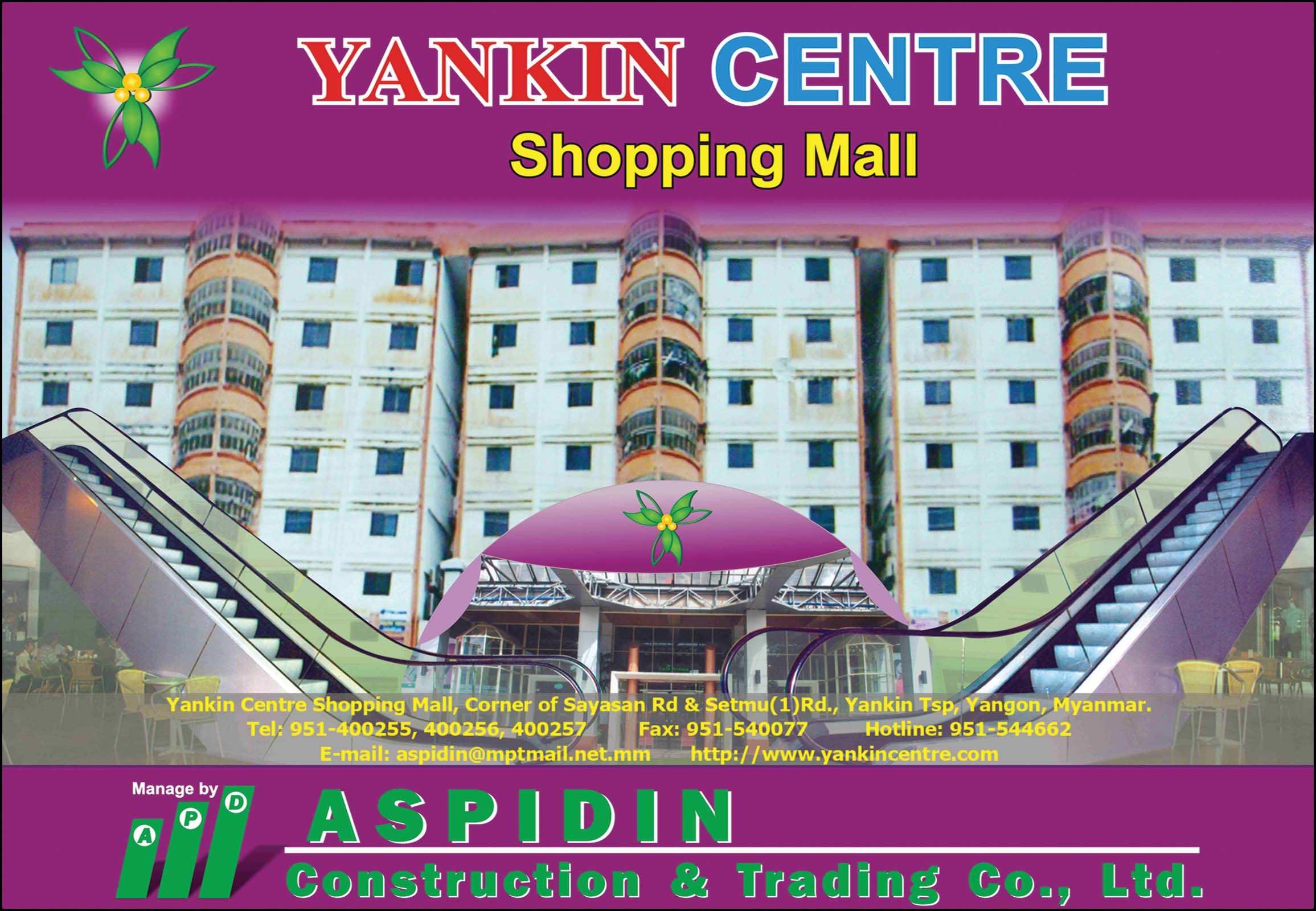 ASPIDIN Construction and Trading Co., Ltd.