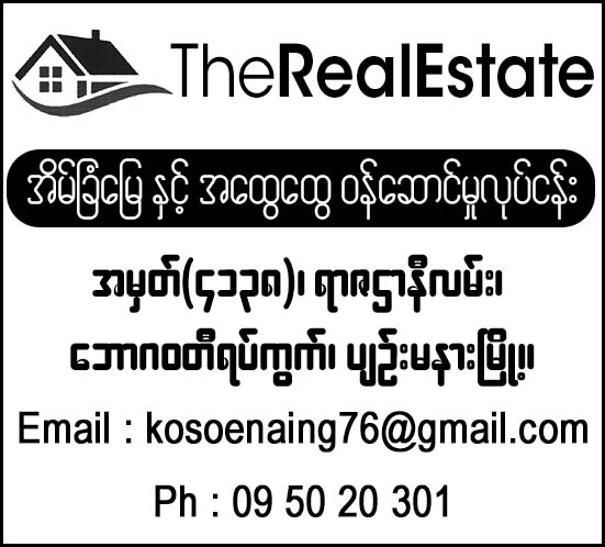 The Real Estate