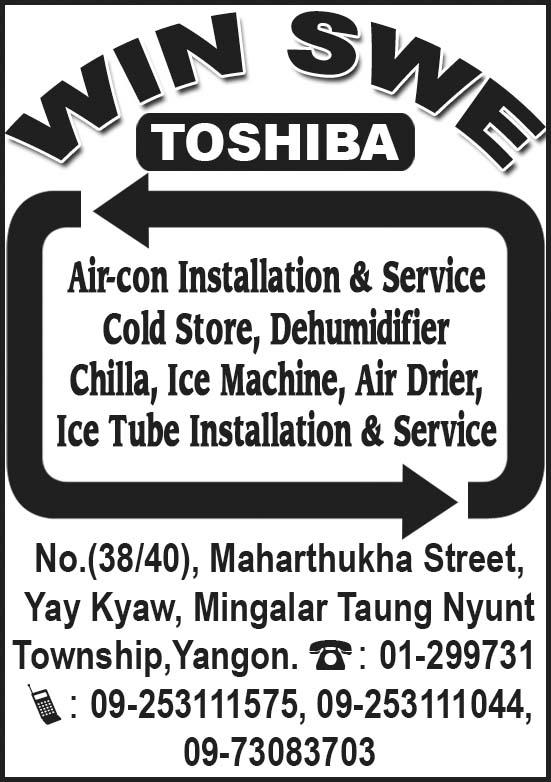 Win Swe (Toshiba)