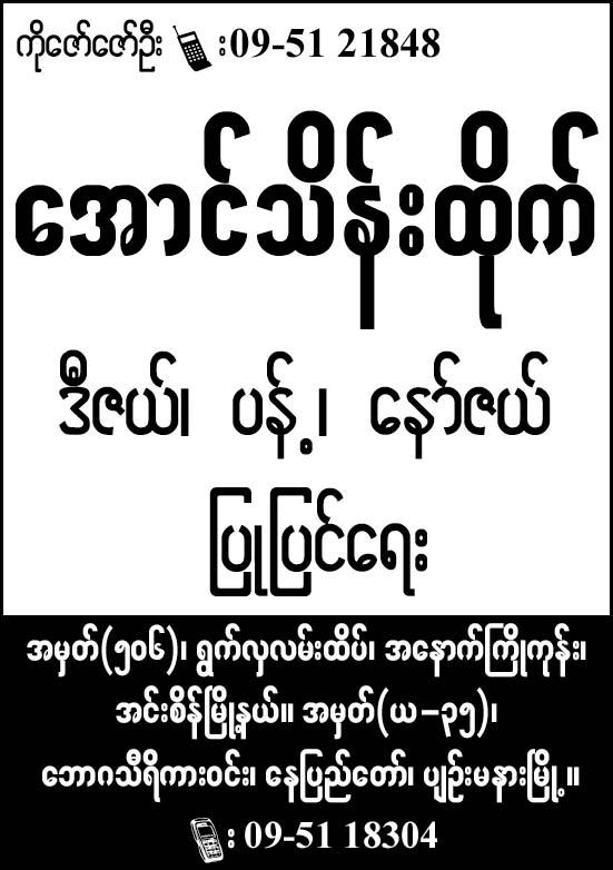 Aung Thein Htike