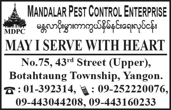 Mandalar Pest Control Enterprise