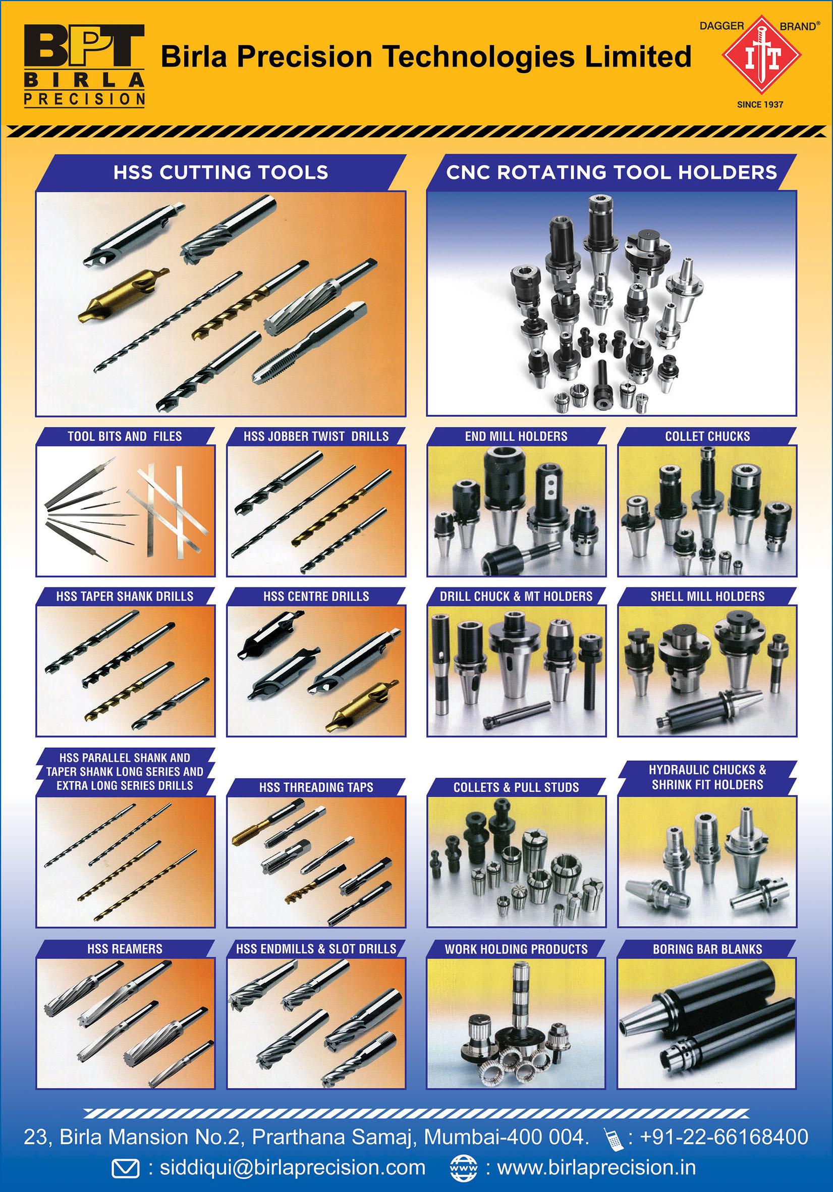Birla Precision Technologies Ltd.