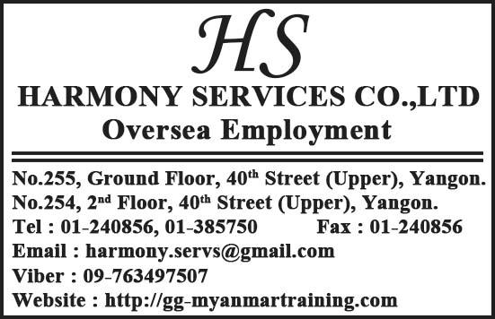 HS Harmony Services Co., Ltd.
