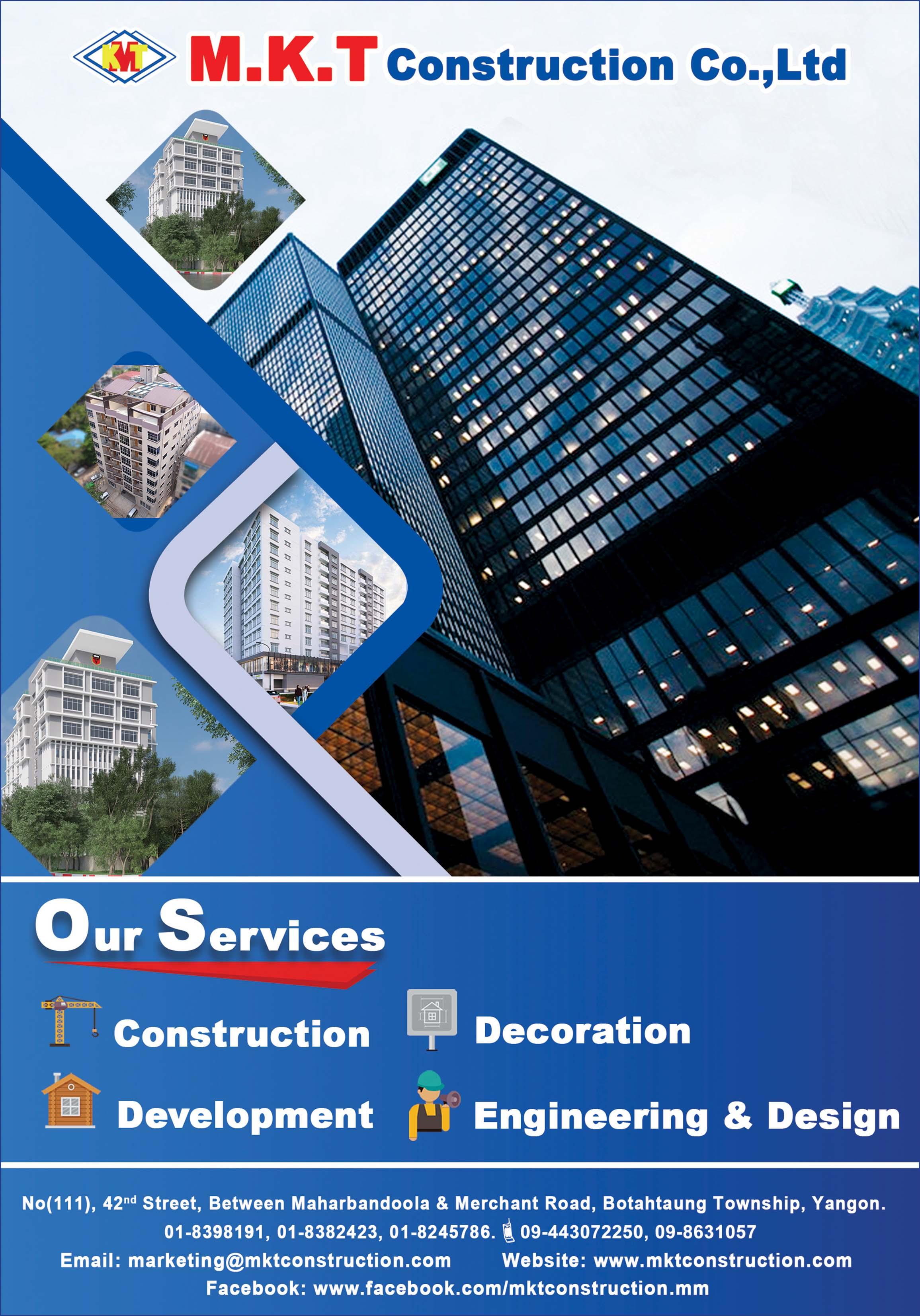M.K.T Construction Co., Ltd.