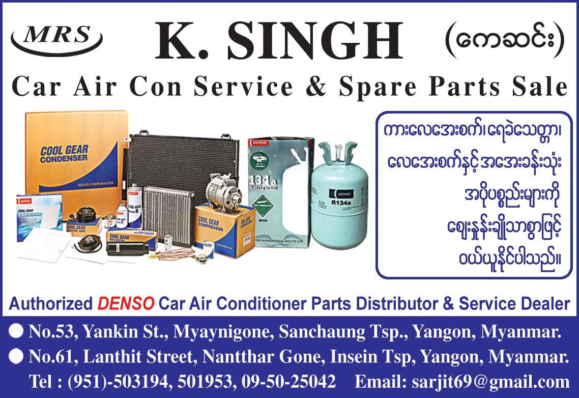 K.Singh
