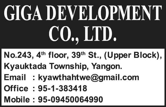 Giga Development Co., Ltd.