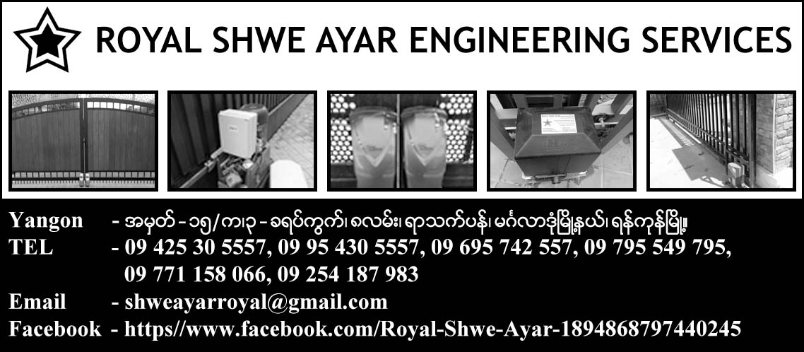 Royal Shwe Ayar Engineering Services