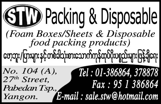 STW Packing and Disposable