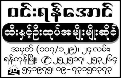 Win Yan Aung