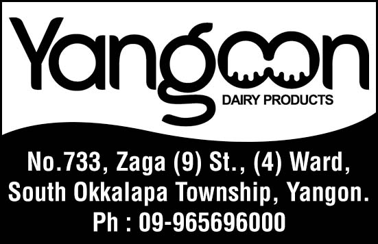Yangoon Dairy Products