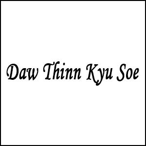 Daw Thinn Kyu Soe