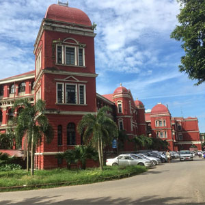 Yangon General Hospital (YGH)