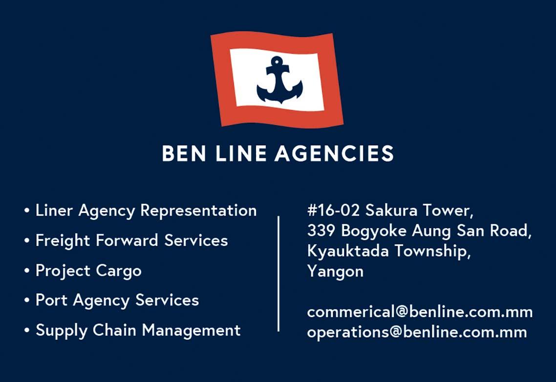 Ben Line Agencies Myanmar Ltd.