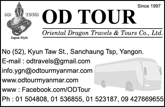 Oriental Dragon Travels and Tours (OD Tour)