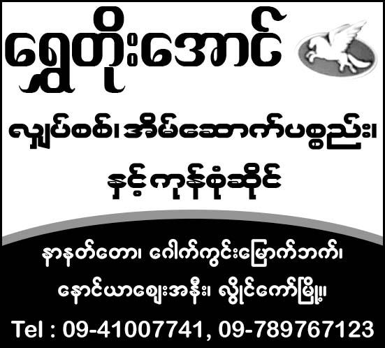 Shwe Toe Aung