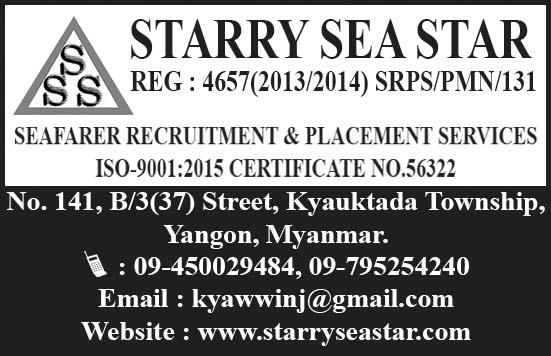 Starry Sea Star