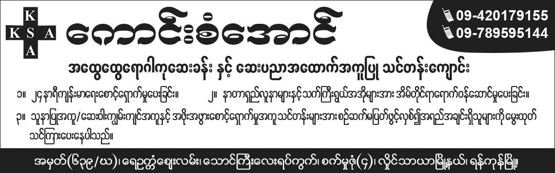Kaung San Aung