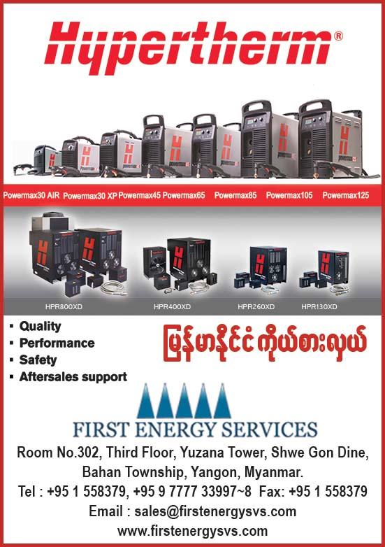 First Energy Services Co., Ltd. (Hypertherm)