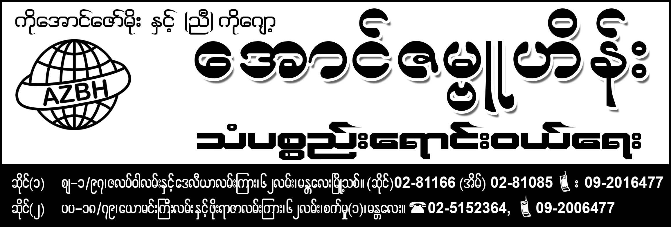 Aung Zabu Hein