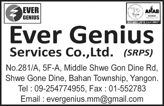 Ever Genius Services Co., Ltd.