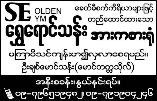Shwe Yaung Than