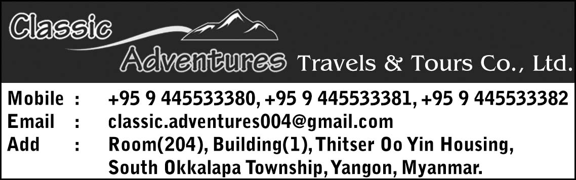 Classic Adventures Travels and Tours Co., Ltd.