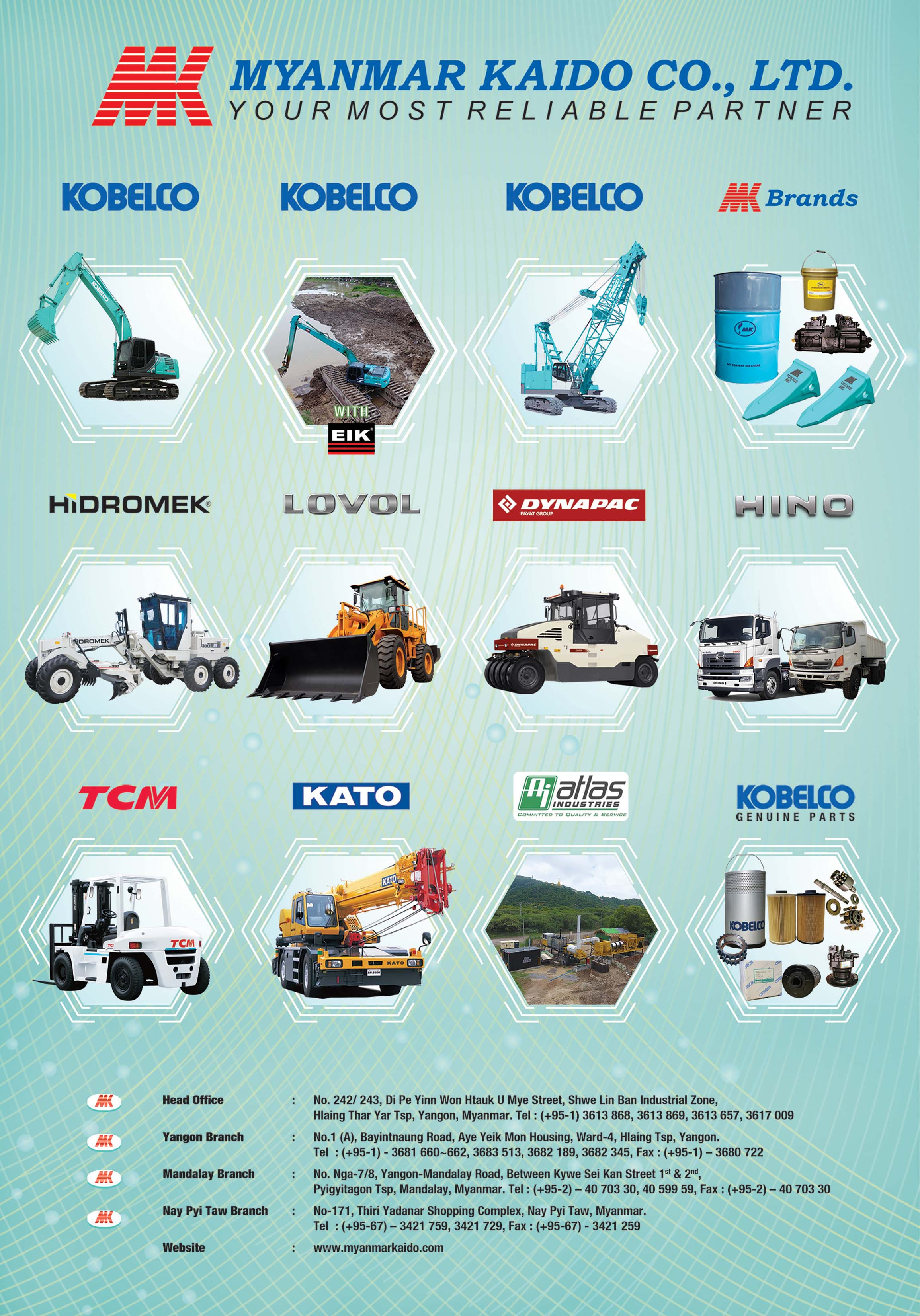 Myanmar Kaido Co., Ltd.