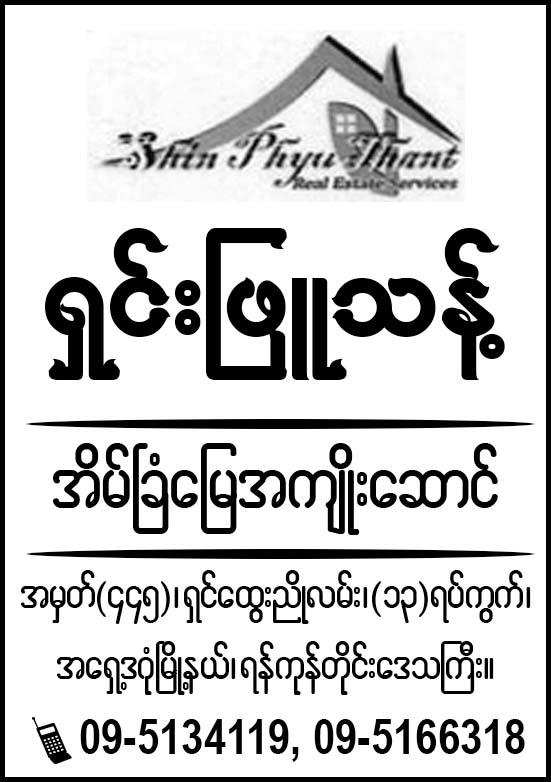 Shin Phyu Thant