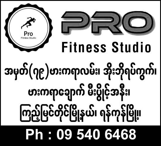 Pro Fitness Studio