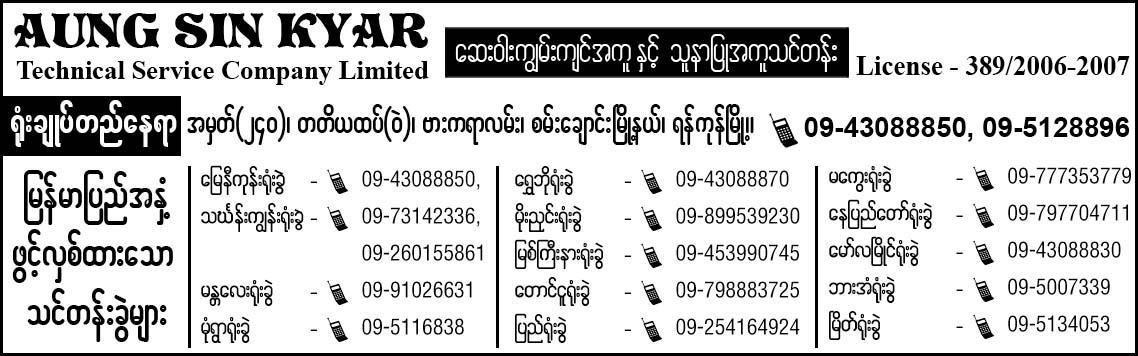 Aung Sin Kyar