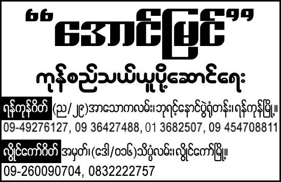 Aung Myin