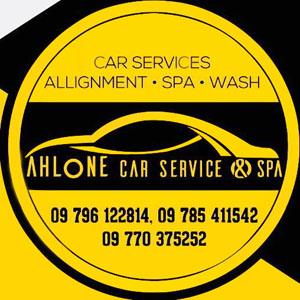 Ahlone Car Service