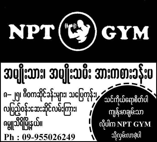NPT Gym