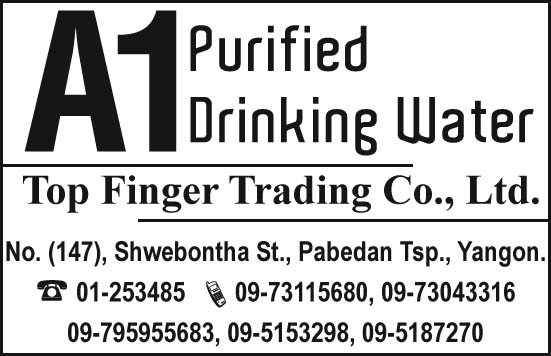 A1 Purified Drinking Water