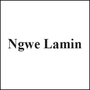 Ngwe Lamin