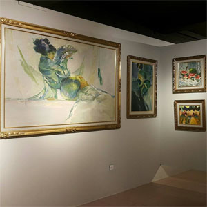 Artist Life Art Gallery