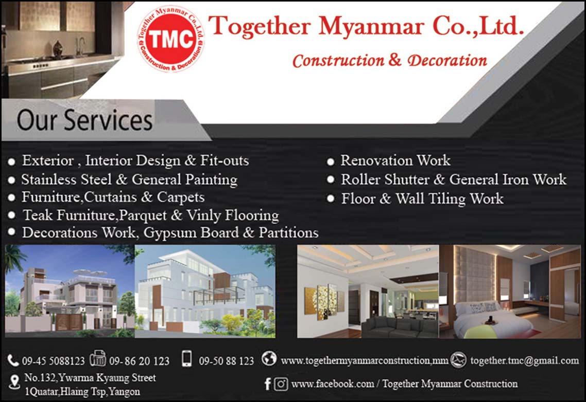 Together Myanmar Co., Ltd.