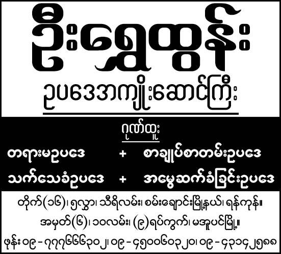 U Shwe Tun