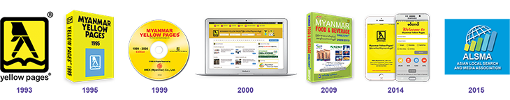 Myanmar Yellow Pages  Myanmar Trade Yellow Pages   Myanmar Trade
